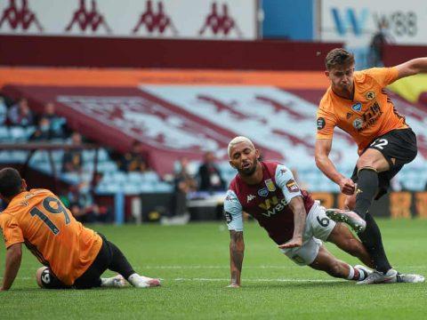 Aston Villa vs Wolve